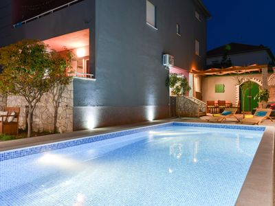 Photo for Villa Šima- luxury apartment with private pool