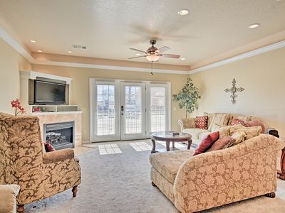 Photo for NEW! Hot Springs Condo w/ Pool & Boat Tie-Ups!