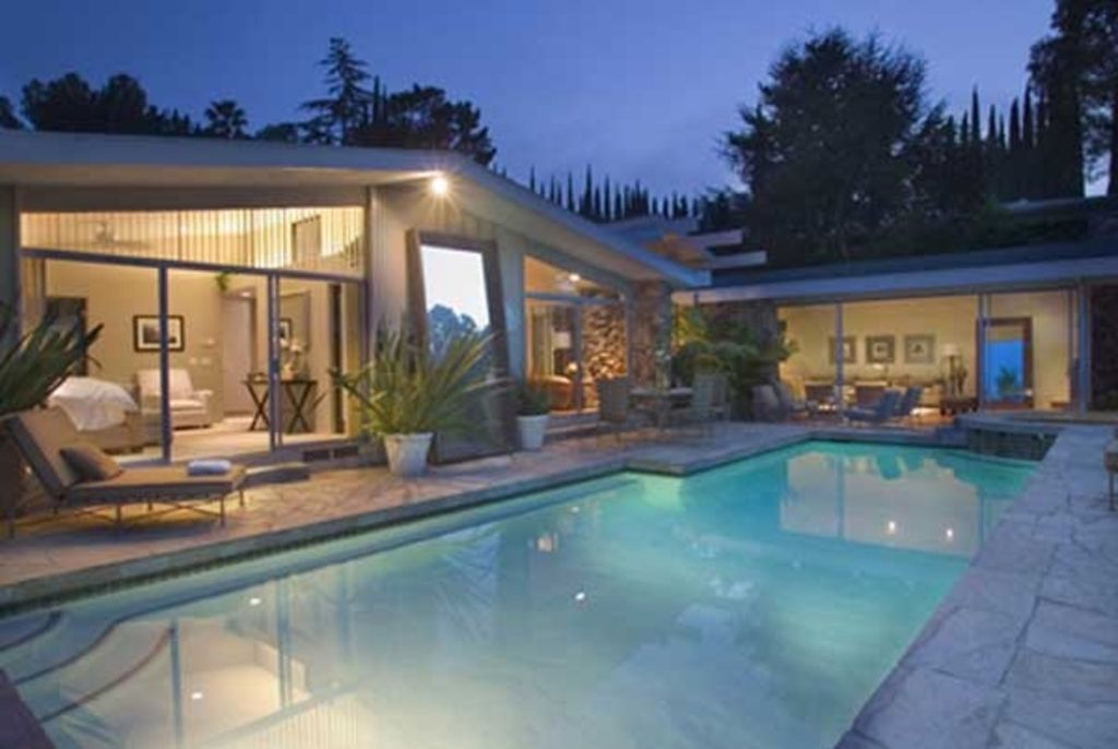 Gorgeous Hollywood Hills Mid Century Modern Vrbo