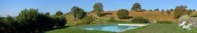 Photo for 9 bedroom Villa, sleeps 18 in Colle with Pool and WiFi