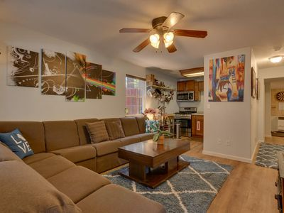 Photo for High end 3 bedroom home w/ Hot Tub, packed with amenities in central location!
