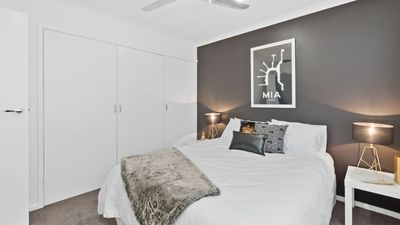 Photo for Stylish Apartment with Self Check In + Free Parking
