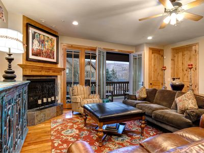 Photo for Centrally located, family-friendly townhome with private hot tub!