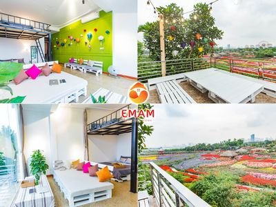Photo for Big Room Big Terrace-Em Am Homestay Ha Noi