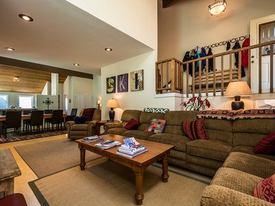 Photo for Beautiful Four Bedroom Park City Home
