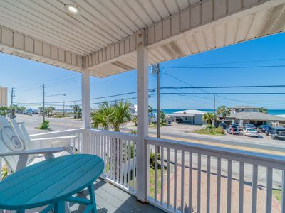 Photo for PARADISE by the PIER has Amazing Gulf Views, located right next to Pier Park **Pet Friendly**