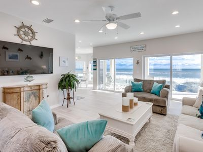 Photo for Sea Salt Cottage: Amazing home located on Navarre Beach. Sleeps 13 comfortably!