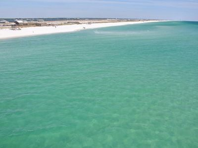 Photo for Low Rates for Summer in This Luxury 3BR/3BA Condo - Beach Service Included