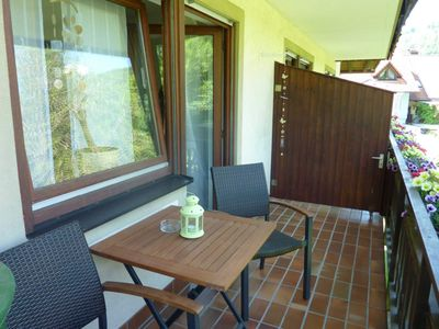 Photo for Apartment Kapellenblick, 45sqm, 1 bedroom, max. 3 persons, 1 - 3 persons - smithy farm