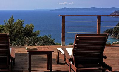 Photo for Villa sumptuous view, all comfort, close to all amenities and beaches
