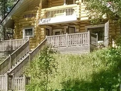 Photo for Vacation home Aurinkoranta in Hankasalmi - 8 persons, 2 bedrooms