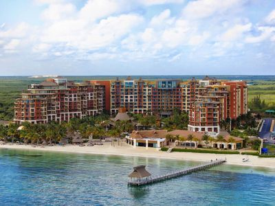 Photo for Family-Friendly Luxury Beach Front Resort Condo ~ Sleeps 6 ~  2 BR / 3 BA