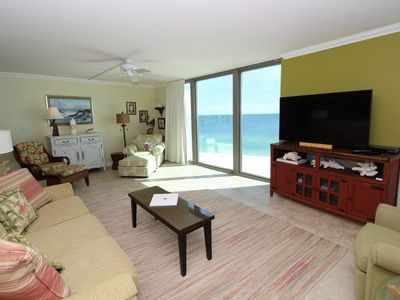 Photo for Perdido Towers West 908-Beach Front Getaway on the Gulf Coast! Amazing Views!