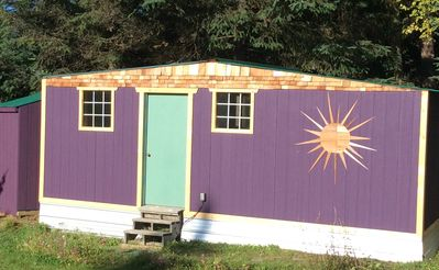 Photo for Cedar Sun Dry Cabin - Great deal right in Homer!