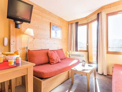 Photo for Résidence Pierre & Vacances L'Ours Blanc - Apartment 2/3 rooms 6/7 people Standard
