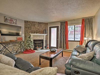 Photo for Ski-in/Ski-out Remodeled Brian Head Resort Condo!