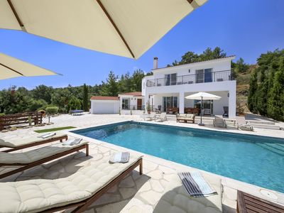 Photo for Carob Trees Villa -  Secluded villa that sleeps 10 guests in 5 bedrooms