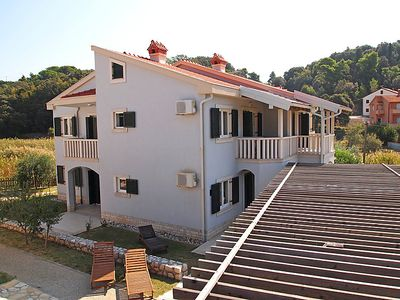 Photo for Apartment Pavica 6 in Rab/Rab - 4 persons, 1 bedrooms