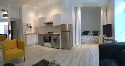 Photo for Beautiful renovated apartment bright and quiet