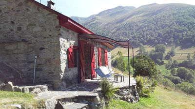 Photo for the Lountere, high mountain chalet, Pyrenees