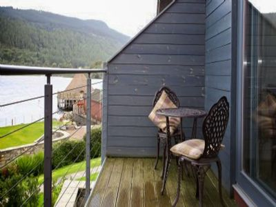 Photo for Apartment Tay Loch in Kenmore - 2 persons, 1 bedrooms