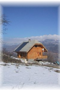 Photo for Mountain chalet facing the park of the Ecrins
