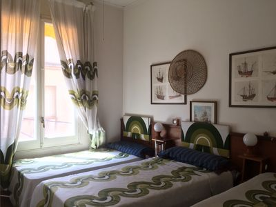 Photo for Charming apartment 2 minutes from the beach