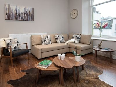 Photo for BARCLAY HOUSE, Kelso - Stylish two bed apartment in Kelso town centre