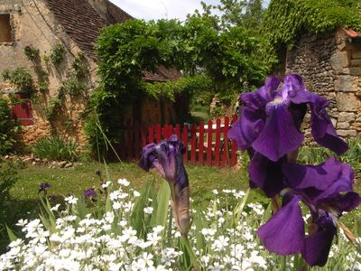 Photo for Promo July 'La grangette du Couderc': Small farm Perigord restored with enclosed garden