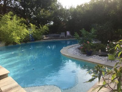 Photo for Villa with pool south ardeche