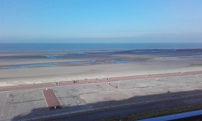 Photo for Very nice T3 on the 8th floor in front of the sea
