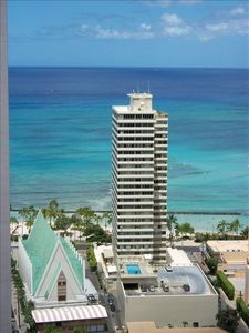 Photo for SPECTACULAR 35th FLR OCEAN VIEWS, FREE PKG & WIFI, SPECIAL 8/22-25  $126/nt.