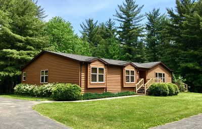 Photo for Trails End @ Spring Brook Resort | Creekside Vacation Home | Scenic Natural Views
