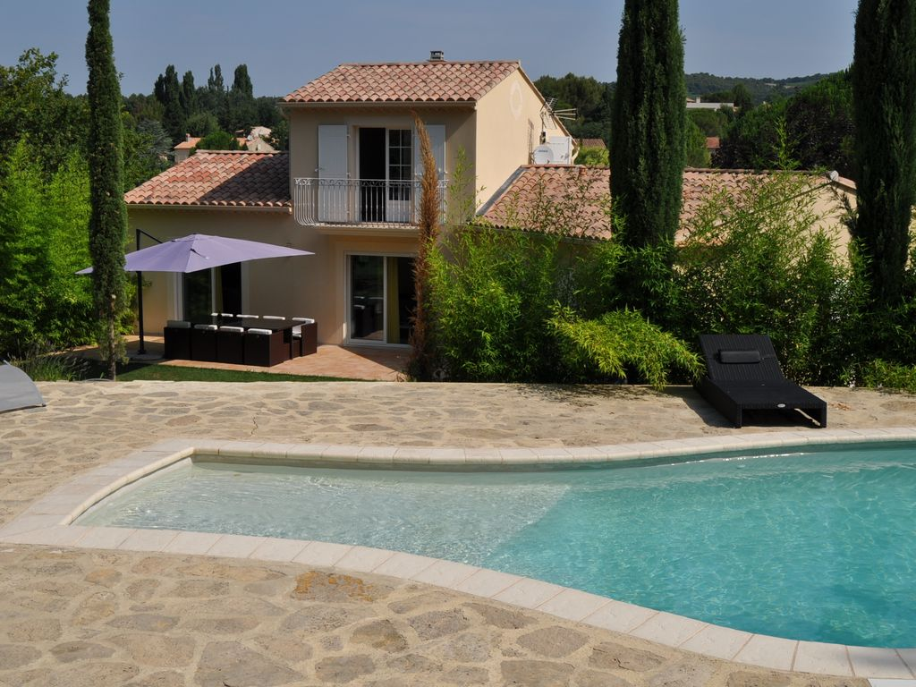 Holiday House In Provence With Private Heated Swimming Pool Vaison La Romaine Vaucluse Luberon