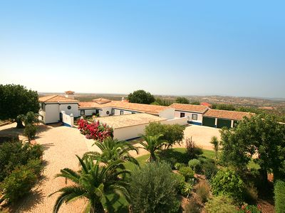 Photo for 7 bedroom Villa, sleeps 14 in Malhadais with Pool, Air Con and WiFi