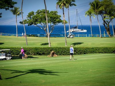 Photo for G-109 Ocean and golf course view Studio, sleeps 2