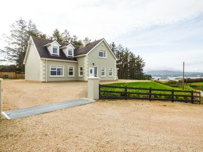 Photo for MULROY LODGE, with open fire in Kerrykeel, County Donegal, Ref 954605