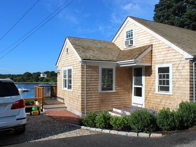 Photo for Water Front Home In Chatham Village