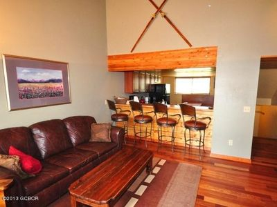 Photo for Updated, Family-Friendly Townhouse with Clubhouse Access