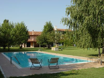 Photo for Country villa with swimming pool