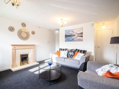 Photo for Laurel House is a Detached Home with Garden and Driveway
