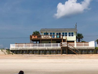 Photo for Ocean front single family home reasonably priced