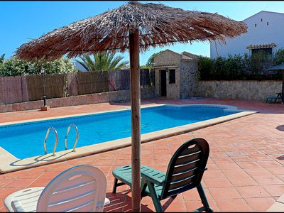 Photo for Apartment in holiday complex with pool