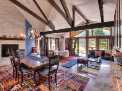 Photo for Luxury Squaw Home With Hot Tub, Walk To Chairlift, Close to Golf