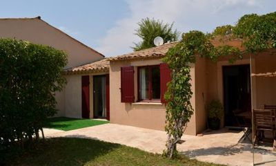 Photo for L'Amandier - Charming cottage 6 people with terrace and garden