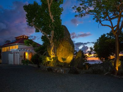 Photo for 5 STARS*****Gorgeous Caribbean Villa with Private Pool and Water Views