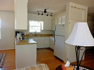 Photo for Welcome to our home!  Not far from Clemson. Sleeps 8 on main level.