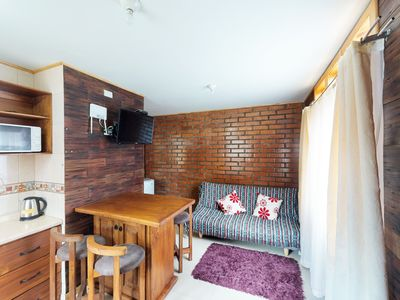 Photo for Depto. con kitchenette y WiFi gratis - Apartment w/ kitchenette & free WiFi