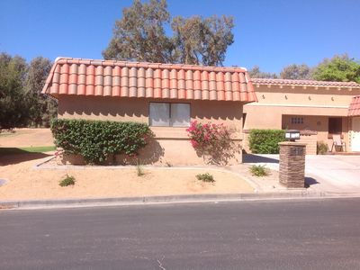 Photo for Updated Palm Desert Resort and Country Club Condo