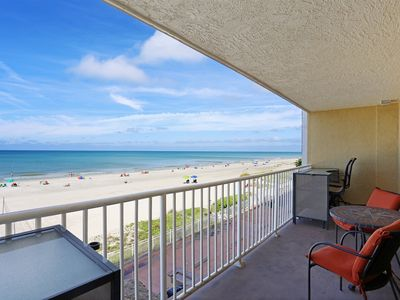 Photo for Beautiful Beach Front Condo